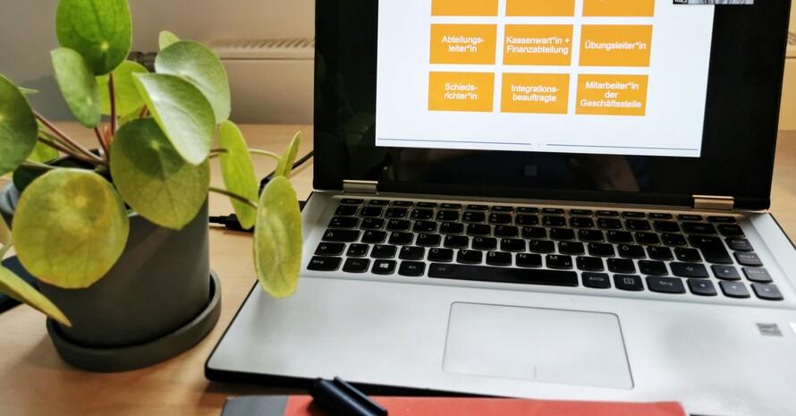 Digitale Informationsveranstaltung zum Sportsystem für Zugewanderte in Kooperation mit der ZAA des Diakonischen Werks Hamburg
