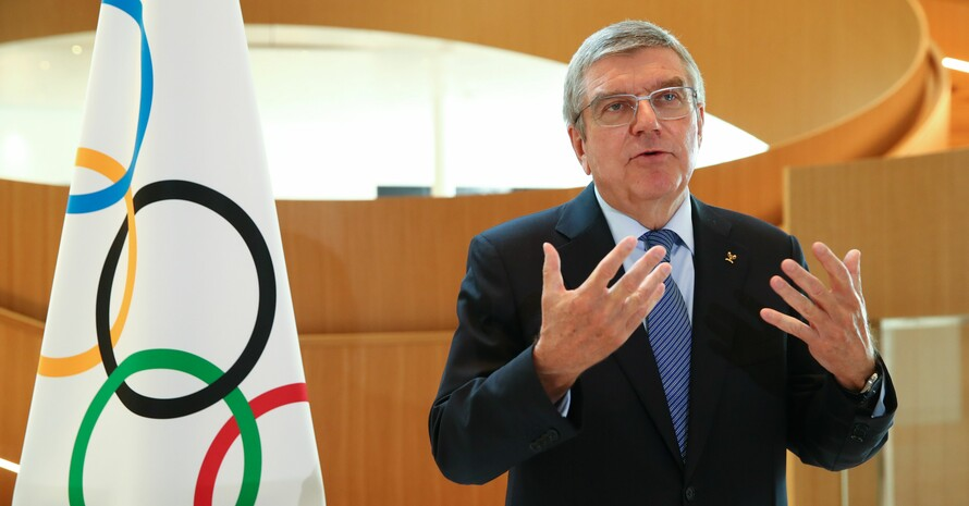Es gebe große Herausforderungen aber auch viele Chancen während und nach der Corona-Krise, sagt IOC-Präsident Thomas Bach in seiner Botschaft an die IOC-Mitgliedsorganisationen. Foto: picture-alliance