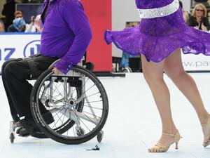 Sportvereine bieten zahlreiche gemeinsame Aktivitätenfür  behinderte und nichtbehinderte Sportler und Sportlerinnen. Foto: picture-alliance