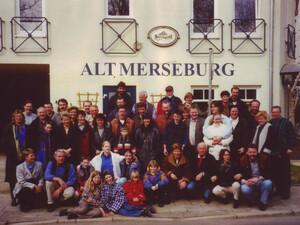 """Die """"Volleyballfreundschaft mit Merseburg"""" kann sich über 500 Euro freuen."""