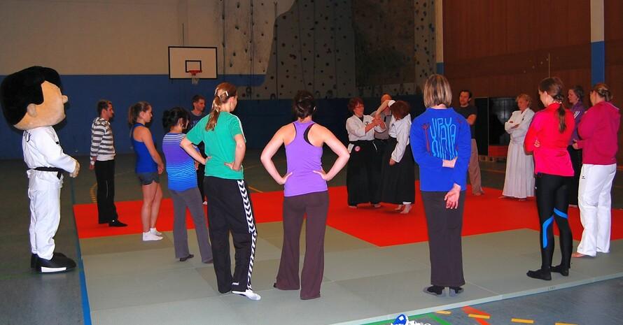 Zahlreiche Sportvereine verstehen Gewaltprävention als ein wichtiges Thema in ihrer Arbeit. Foto: DOSB