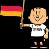 Trimmy – Deutschlandflagge