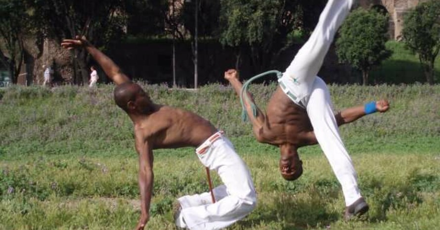 """Capoeira in Wolfsburg"""