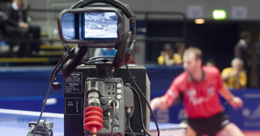 Die Wettbewerbe im Tischtennis beginnen am Sonntag, 23. Juni. Foto: picture-alliance