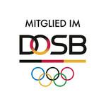 """Farbiges DOSB-Logo """"Mitglied im"""""""