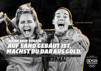 Motiv »Laura Ludwig & Kira Walkenhorst«