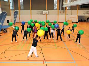 Bewegung bringt in jedem Lebensalter Vorteile. Foto: LSB NRW