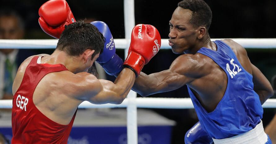 Bei den Olympischen Spielen in Rio gewann Artem Harutyunyan (l.) Bronze. Foto: picture-alliance