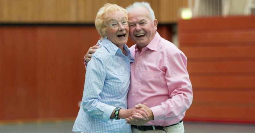 Tanzen macht in jedem Alter Spaß und ist gut für die Gesundheit. Foto: LSB NRW