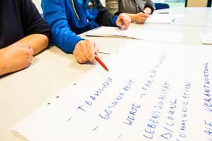 Bildung spielt auch im Sport eine wichtige Rolle. Foto: LSB NRW