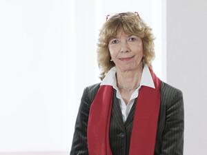 Gudrun Doll-Tepper erhält in diesen Tagen zwei internationale Preise. Foto: DOSB/Bühler