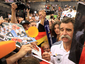 Mit der EM-Qualifikation endet die Ära Brand in der deutschen Handball-Nationalmannschaft. Foto: picture-alliance
