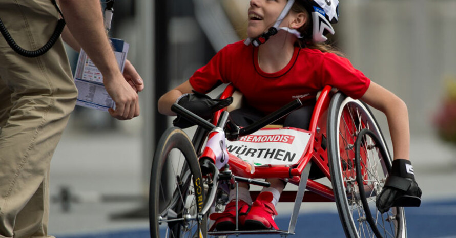 Sportverbände wollen noch besser für das Thema Inklusion sensibilisieren. Foto: picture-alliance