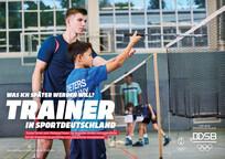Trainer*in werden – Badminton