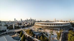 Das Olympiastadion in Tokio wird sicher von den Teilnerhmer*innen des Jugendlagers besucht. Foto: DOJL/Dominic Fritze
