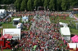 Fußball-WM 2006 (Bild: (c) picturce-alliance/dpa)