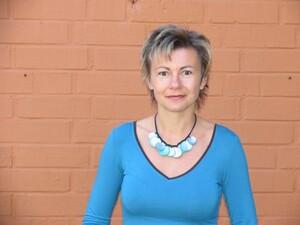 Gabriela Klosa, Leiterin des Kinder- und Jugendzentrums des TSV Hochdahl