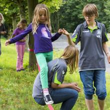 In Deutschland engagieren sich 40 Prozent der Jugendlichen ehrenamtlich. Foto: LSB NRW