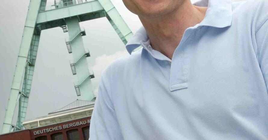 Rüdiger Stenzel, hauptamtlicher Leiter der Geschäftsstelle des Stadtsportbundes Bochum (Quelle: Rüdiger Stenzel)