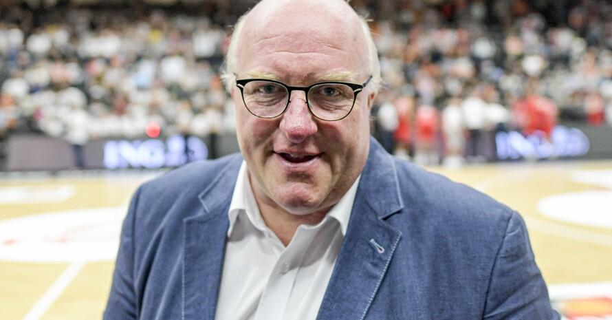 Ingo Weiss bleibt für vier weitere Jahre der Schatzmeister der FIBA. Foto: picture-alliance