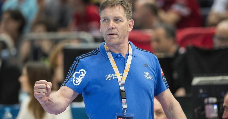 Alfred Gislason löst Christian Prokop als Bundestrainer der Handball-Nationalmannschaft ab. Foto: picture-alliance