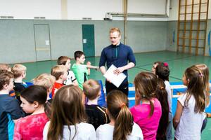 Glücklicher Sportlehrer, doch im Sport herrscht bereits Lehrkräftemangel. Foto: LSB NRW