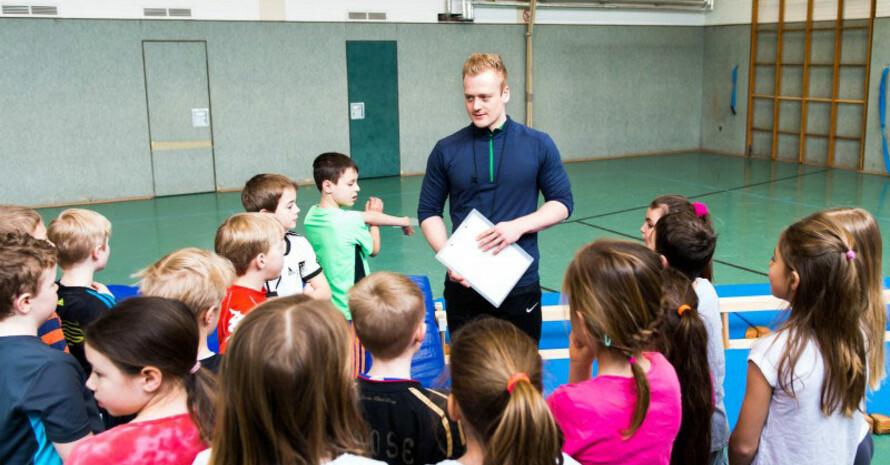 Junge Ehrenamtliche für den Sport zu gewinnen ist eine der großen Herausforderungen. Foto: LSB NRW