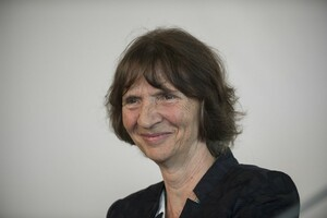 """""""Der Sport ist ein Schaufenster, in dem sich die Gesellschaft betrachten kann"""", sagt die Kulturwissenschaftlerin Aleida Assmann. Foto: picture-alliance / Sven Simon"""