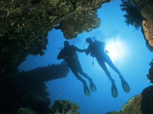 Im Verband Deutscher Sporttaucher e.V. (VDST) sind über 80.000 Unterwassersport-Begeisterte in rund 900 Tauchsportvereinen organisiert. Foto: VDST