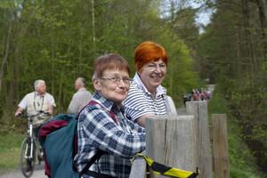 Gesuicht werden Projekte,Maßnahmen und Ideen zum Wettbewerbsthema Bewegungs- und Mobilitätsförderung bei älteren Menschen. Foto: LSB NRW