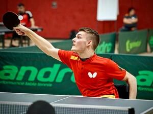 Als neuer Stützpunkt ist auch Para Tischtennis ind Düsseldorf hinzu gekommen. Foto: DBS/Hannes Doessler