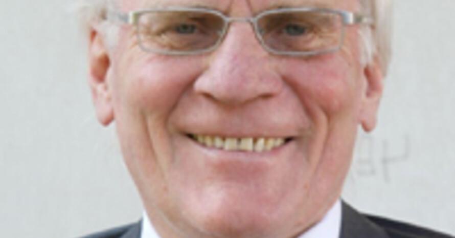 Prof. Dr. Zielinski, Abteilungsleiter Sport im Hessischen Innenministerium (Quelle: Hessisches Ministerium des Innern und für Sport)