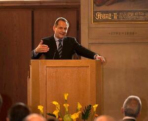 DOSB-Präsident Alfons Hörmann; Foto: DOSB/Chris Christes
