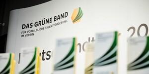 """Bis 31. März 2021 können die Bewerbungen für """"Das Grüne Band"""" eingereicht werden. Foto: DOSB"""