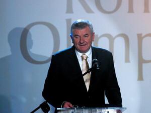 Polens NOK-Präsident Piotr Nurowski starb beim tragischen Flugzeugabsturz in Smolensk/Russland. Copyright: picture-alliance