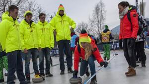 Junge Engagierte werde nfür das dsj academy camp in Lausanne gesucht. Foto: dsj/Kusber