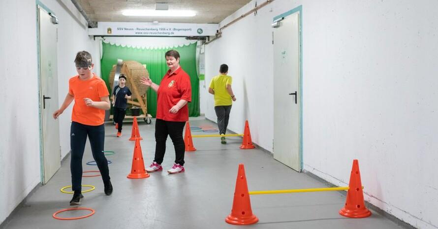 Bei der Wiederaufnahme des Schulsports sind kreative Ideen gefragt. Foto: LSB NRW