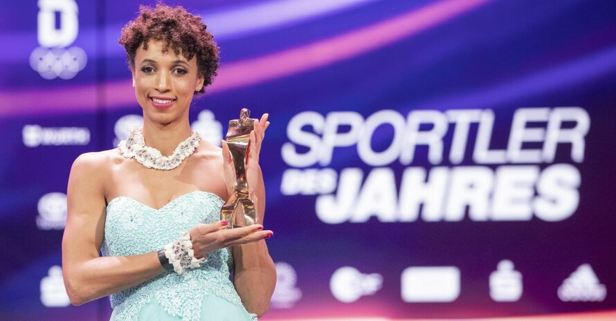 Malaika Mihambo ist Sportlerin des Jahres 2020. Foto: picture-alliance