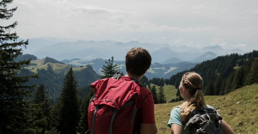 Wandern in den Alpen ist 2020 bei vielen Urlaubern beliebt. Foto: DAV/Hans Herbig