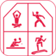 Sport in Gebäuden