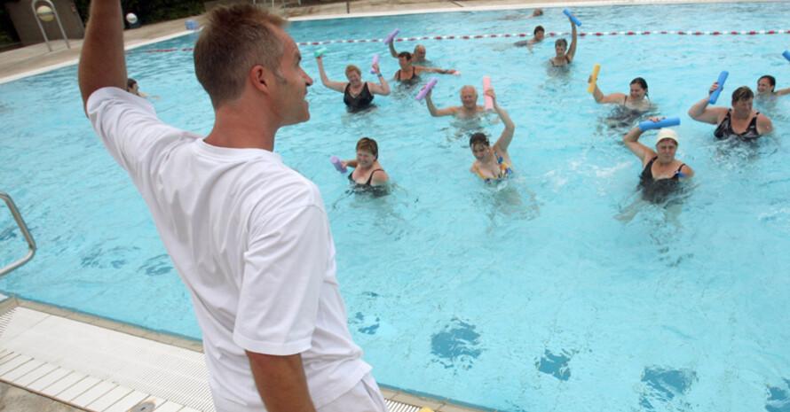 Gesundheitliche Prävention durch Bewegung fördern, das soll bald auch das Präventionsgesetz. Copyright: picture-alliance