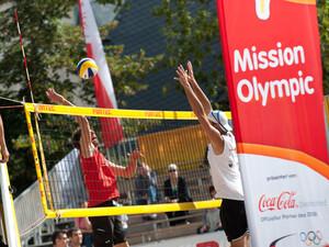 """Jetzt bewerben um den Titel """"Deutschlands beste Initiativen für Bewegung und Sport"""". Foto: Mission Olympic"""