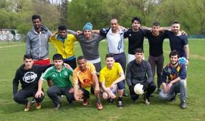 Ballsport in der SpVgg Roth. Foto: Bunter Sport