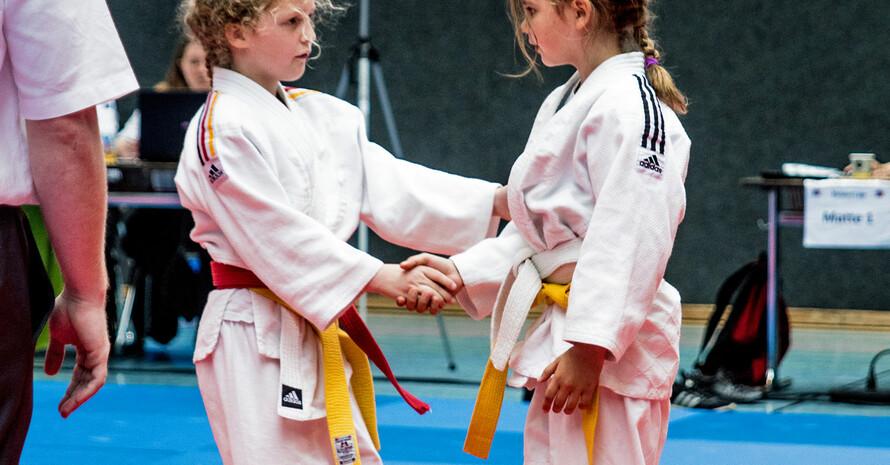 """Wettbewerbsfoto """"Mein Leben im Verein"""" des Vereins Judokan Aschaffenburg. Foto: DOSB/JensErbstößer"""