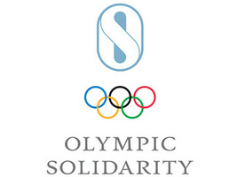 [Translate to Englisch:] Olympic Solidarity Logo