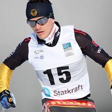 Para-Ski-Sportler Martin Fleig