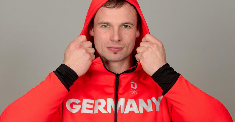 Alexander Rödiger startet im Viererbob von Nico Walther. Foto: picture-alliance