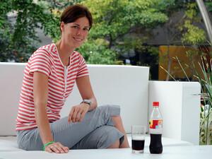 Claudia Bokel ist die erste deutsche Frau im IOC. Copyright: picture-alliance