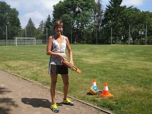 Cornelia Etzold - eine Schulleiterin, die bewegt (Foto: privat)