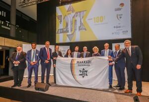 Im Fußballmuseum in Dortmund wurde das 100jährige Gründungsjubiläum von Makkabi World Union mit viel Prominenz gebührend gefeiert. Foto: Makkabi Deutschland/Schütze
